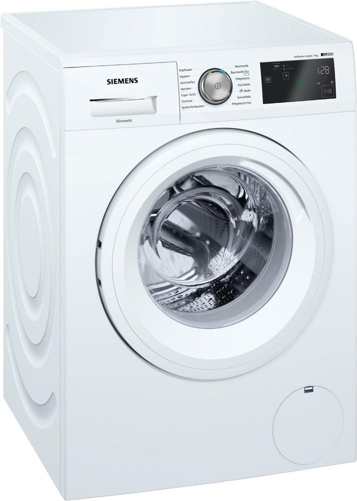 Artikelbild Siemens Stand-Waschmaschine-Frontlader WM14T5EM Waschmaschine 8kg