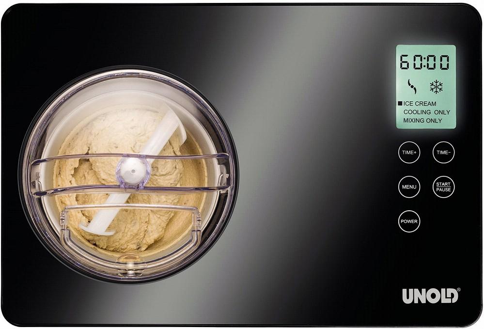Artikelbild Unold Gusto Eismaschine 48845