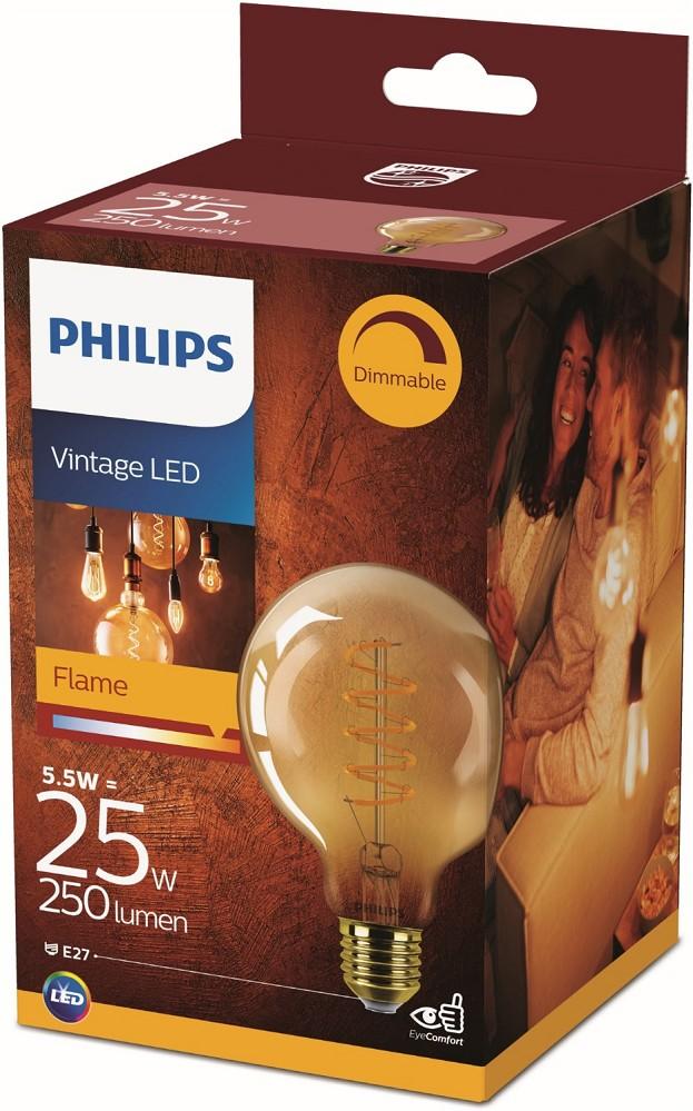 Artikelbild Philips LED-Lampen LEDClassic 25W G93 E27 SP D