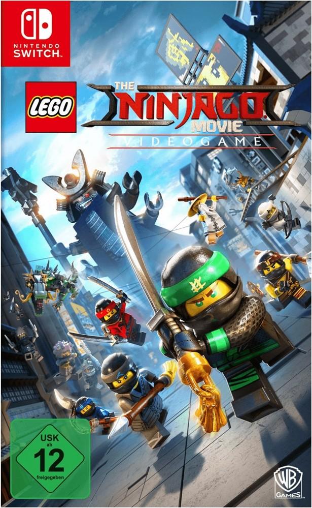 Artikelbild SOFTWAREPY Switch Game Lego Ninjago Movie Videogame