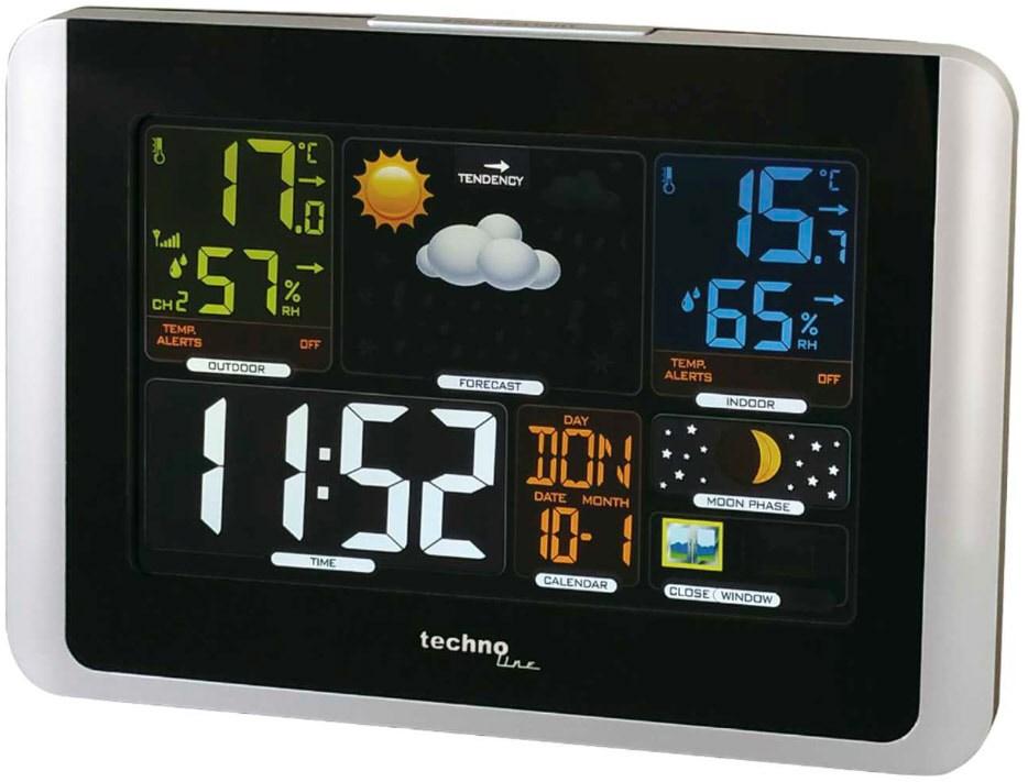 Artikelbild Technoline Wetterstation WS 6442 inkl. Außensender