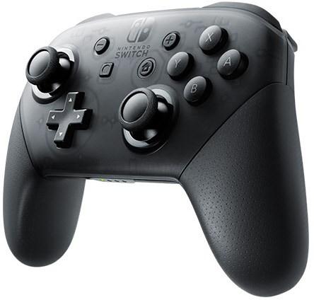 Artikelbild Nintendo Pro Controller für Switch anthrazit NEU! OVP!