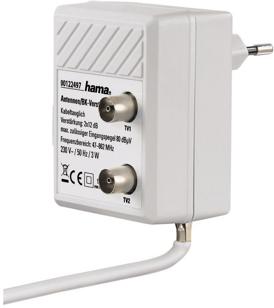 Artikelbild Hama Antennenverstärker 122497 Antennen-Zweigeräteverstärker