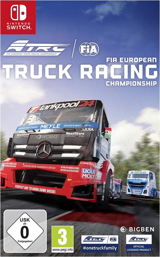 Artikelbild FIA Truck Racing Championship  Nintendo Switch
