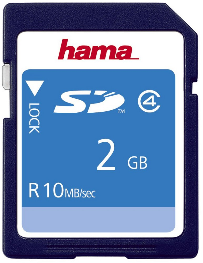 Artikelbild Hama SD-Card 55377 HighSpeed SecureDigital Card 2