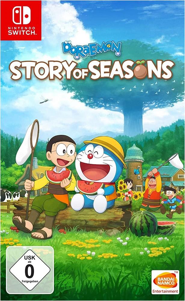 Artikelbild Doraemon Story of Seasons Nintendo Switch