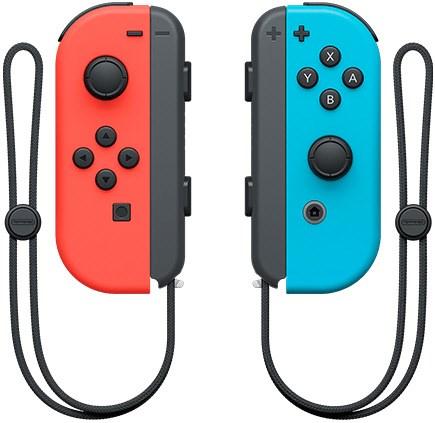 Artikelbild Nintendo Joy-Con (2er Set) für Switch Rot Blau