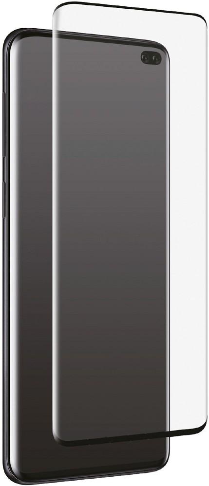Artikelbild SCUTES DELUXE 3D Schutzglas für Galaxy S10 Plus mit Fingerprint